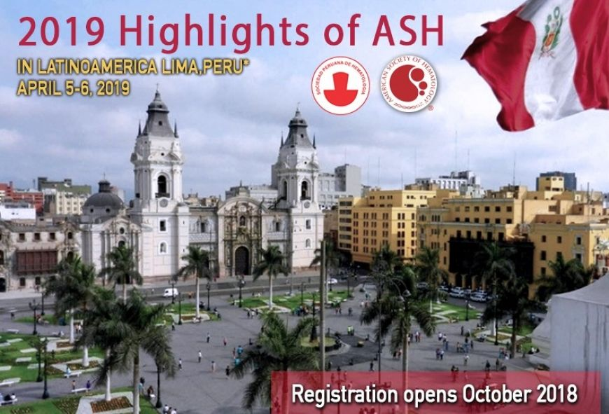 2019 Highlights of ASH in Latin America