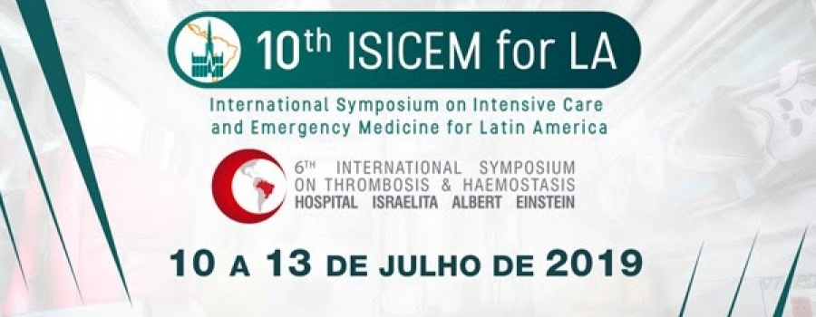 10th International Symposium on Intensive Care and Emergency Medicine for Latin America